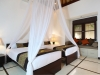 villa sesari twin bed